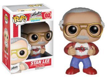 image de Stan Lee (Fan Expo) (Red Shoes)