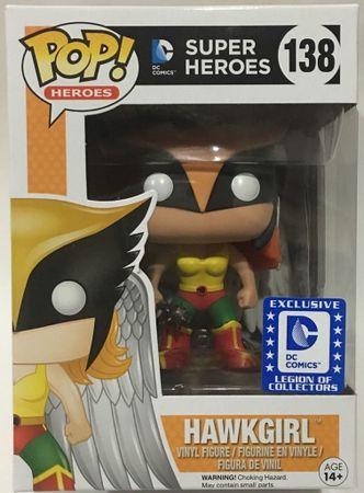 image de Hawkgirl