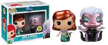 image de Ariel And Ursula (Metallic)