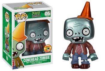 image de Conehead Zombie (Metallic)