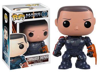 image de Commander Shepard