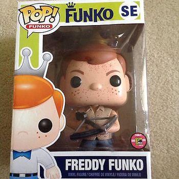 image de Freddy Funko (Daryl Dixon - Bloody)
