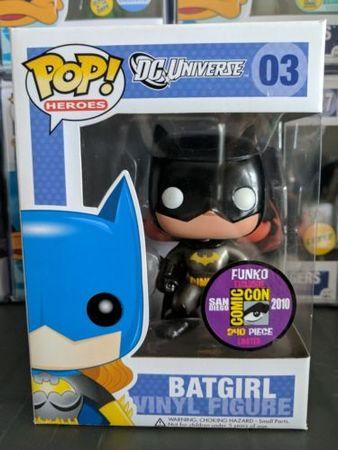 image de Batgirl (Black)