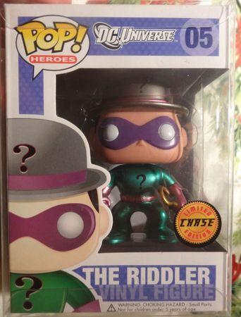 image de The Riddler (Metallic)