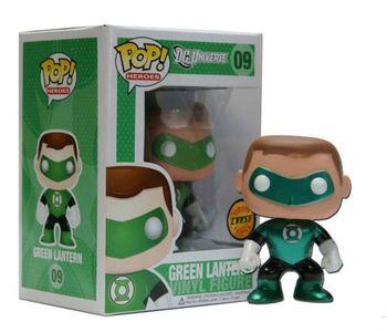 image de Green Lantern (Metallic)
