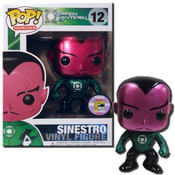 image de Sinestro (Movie) (Metallic)