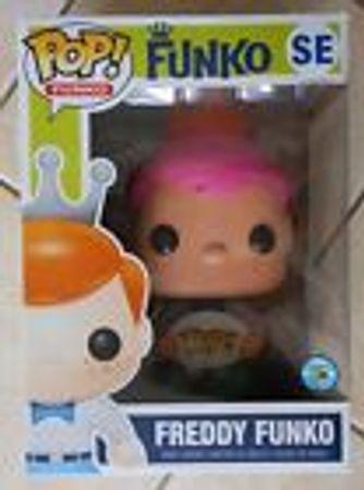 image de Freddy Funko (Pink Hair)