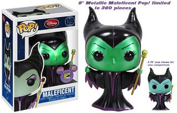 image de Maleficent (Metallic)