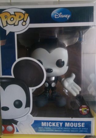 image de Mickey Mouse (Black And White)