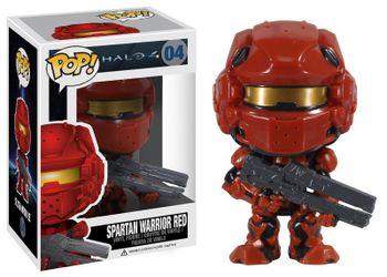 image de Spartan Warrior Red