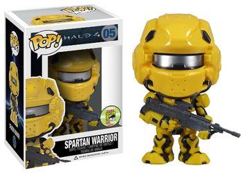 image de Spartan Warrior (Yellow)