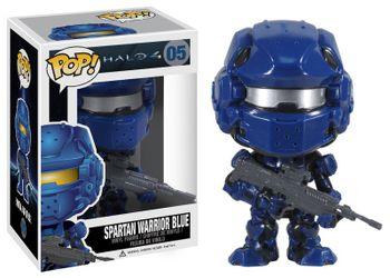 image de Spartan Warrior Blue