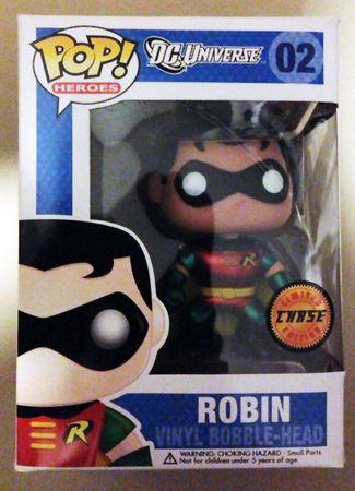 image de Robin (Bobble-Head) (Metallic)