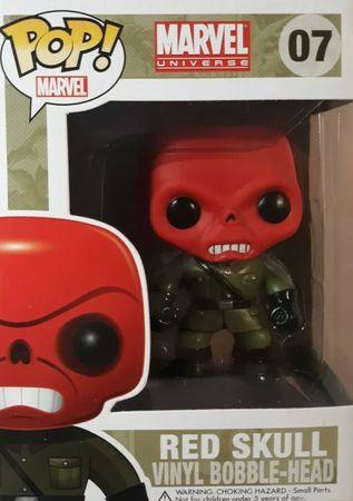 image de Red Skull #07 (Bobble-Head)