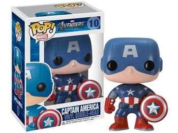 image de Captain America (The Avengers)