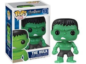 image de The Hulk (Bobble-Head)