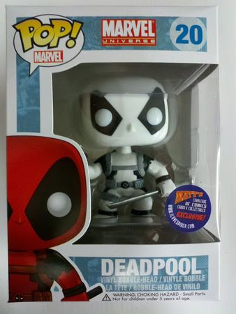 image de Deadpool (Black & White)