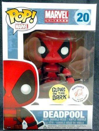 image de Deadpool (Glow in the Dark)
