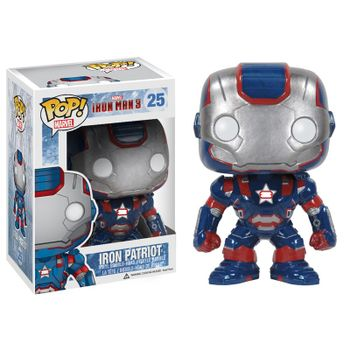 image de Iron Patriot #25 (Bobble-Head)