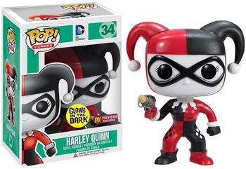 image de Harley Quinn (Glow in the Dark)