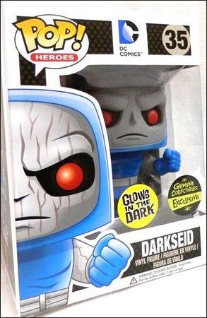 image de Darkseid (Glow in the Dark)