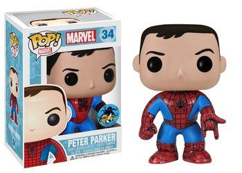 image de Peter Parker #34 (Bobble-Head) [2013 Stan Lee's Comikaze]