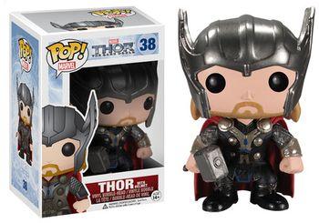 image de Thor With Helmet #38 [Hot Topic]