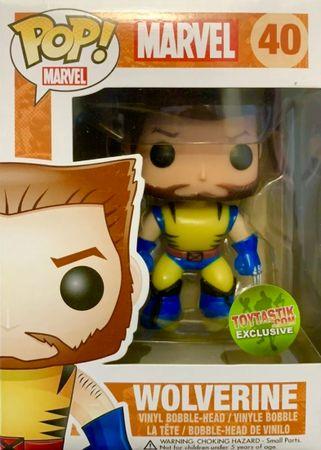image de Wolverine #40 (Unmasked, Bobble-Head) [Toytastik]