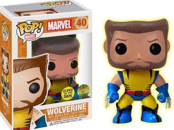image de Wolverine #40 (Unmasked, Glow, Bobble-Head) [Toytastik]