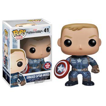 image de Captain America (Winter Soldier) (Unmasked)
