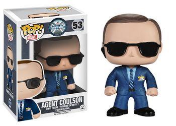 image de Agent Coulson #53 (Bobble-Head)