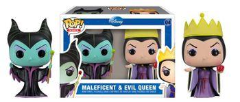image de Maleficent & Evil Queen