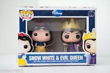 image de Snow White & Evil Queen