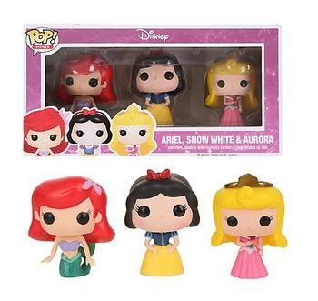image de Ariel, Snow White & Aurora