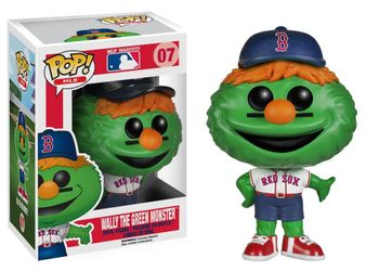 image de Wally the Green Monster