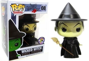 image de Wicked Witch #08 (Metallic) [2011 SDCC]