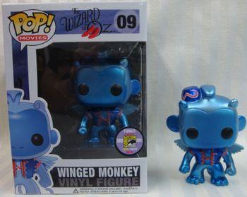 image de Winged Monkey #09 (Metallic) [2011 SDCC]
