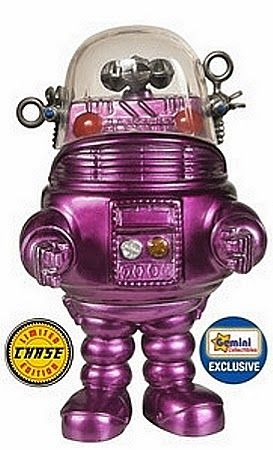 image de Robby the Robot (Purple Metallic)