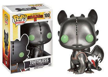 image de Toothless (Metallic)