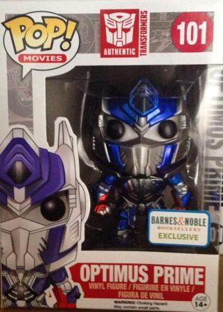 image de Optimus Prime (Metallic)