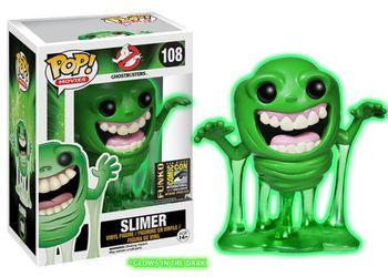 image de Slimer (Glow in the Dark)