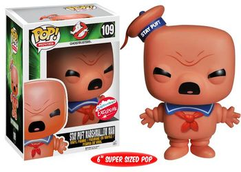image de Stay Puft Marshmallow Man (Pink)
