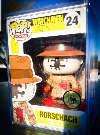 image de Rorschach (Bloody)