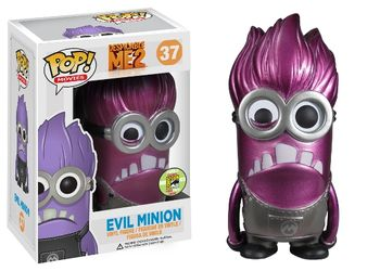image de Evil Minion (Metallic)