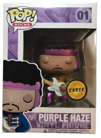 image de Purple Haze (Metallic)