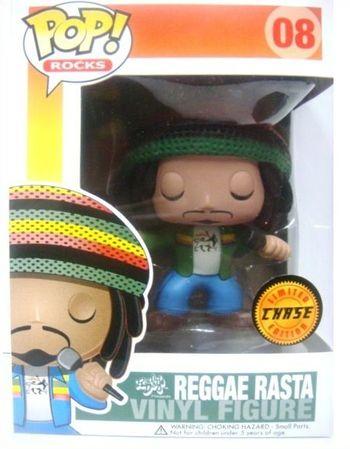 image de Reggae Rasta (Green)