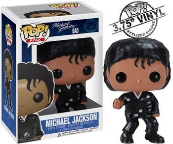 image de Michael Jackson (Bad)