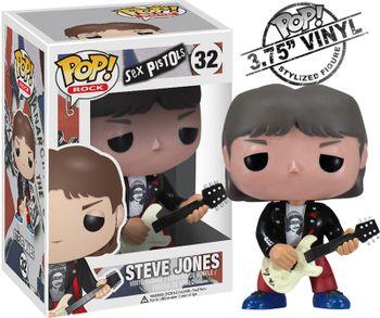 image de Steve Jones (Sex Pistols)