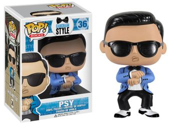 image de Psy