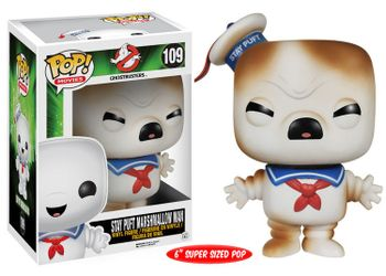 image de Stay Puft Marshmallow Man (Toasted)